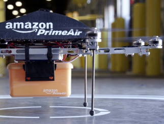 Perpetually focused on shortening the last mile, Amazon is investing heavily in drones.