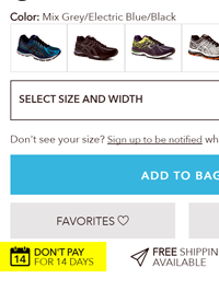 Shoes.com has seen a 59 percent increase in mobile conversions since rolling out the pay-after-delivery program.