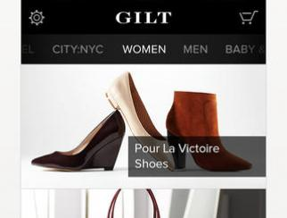 No. 49 Gilt Groupe, acquired by Hudson's Bay in January, is leading the way in improving personalization for websites like Saks Fifth Avenue's.