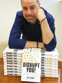 In Disrupt You!, author Jay Samit says people can grow their careers with the same strategies that have shaped the world's most innovative companies.