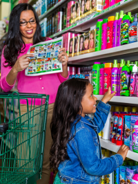 Dollar Tree climbs to No. 2 on this year's list, up from No. 57 in 2015.