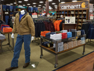 Gander Mountain Co. dropped 21 places to No. 66 this year.