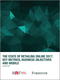 Check out additional e-commerce benchmarks in The State of Retailing Online 2017.