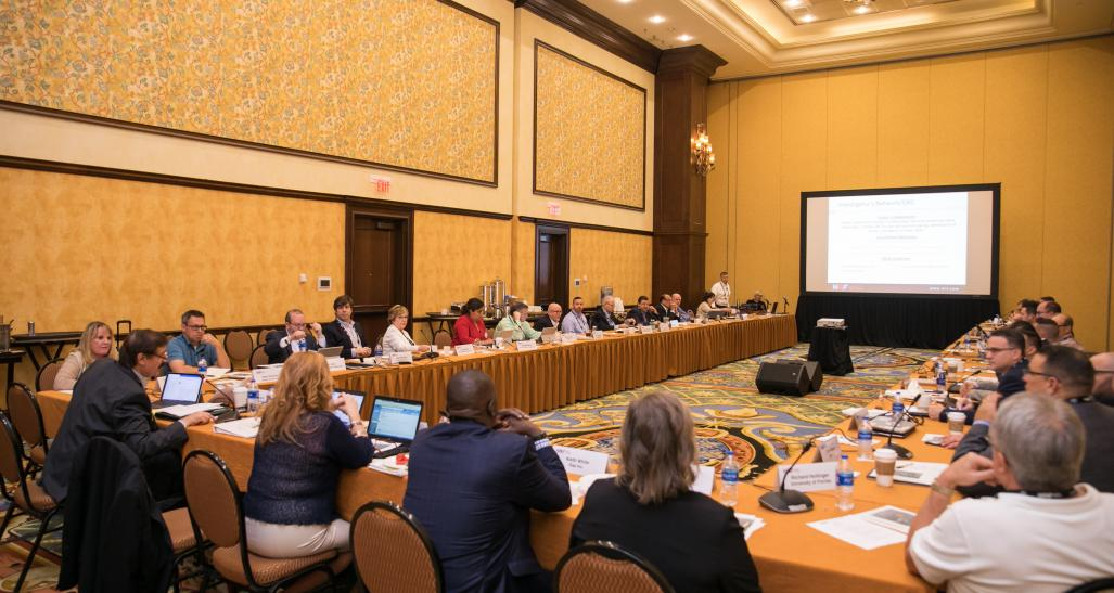 Loss Prevention council meets at the NRF Protect event in Dallas