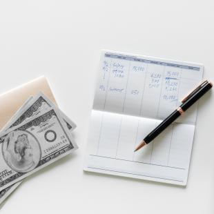 Cash and expense and savings tracker