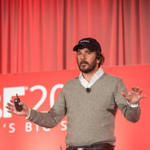 Chobani's Peter McGuinness at NRF 2019: Retail's Big Show