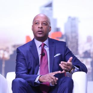 Marvin Ellison of Lowe's at NRF 2019