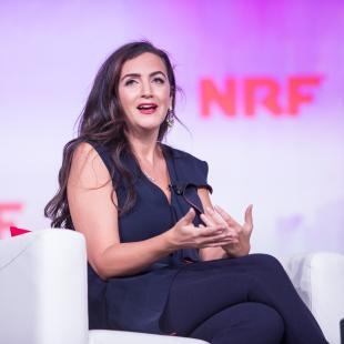 Jennifer Hyman of Rent the Runway at NRF 2020