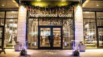 Neighborhood Goods Storefront