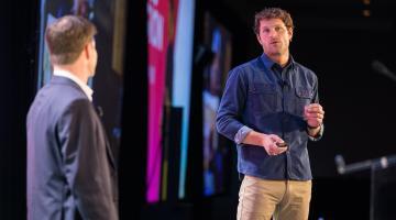 Phil Graves speaks at NRF 2020