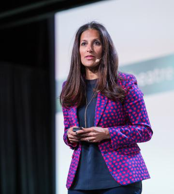 StubHub's Sukhinder Singh Cassidy speaks at NRF 2019: Retail's Big Show