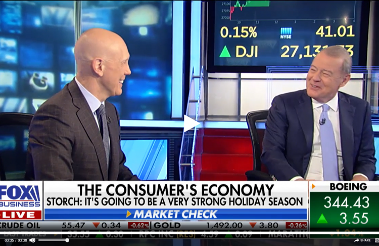 Matt Shay on Fox Business